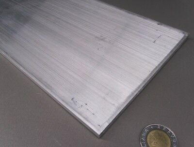 "6061 T651 Aluminum Bar, 1/4"" (.250"") Thick x 5.0"" Wide x 36"" Length, 1 pcs"
