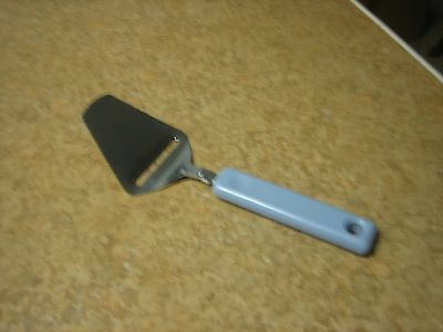 EKCO USA CHEESE SLICER. STAINLESS STEEL