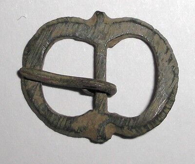 Medieval 15th to 16th Century A.D. Bronze Artifact, Buckle
