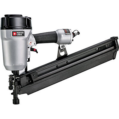 Porter Cable FR350BR Reconditioned FR350B 3-1/2-inch Full Round Framing Nailer