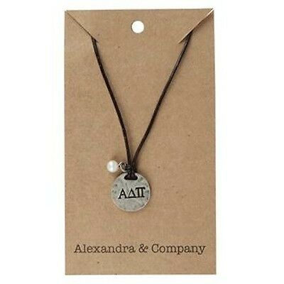 Alpha Delta Pi Sorority Necklace