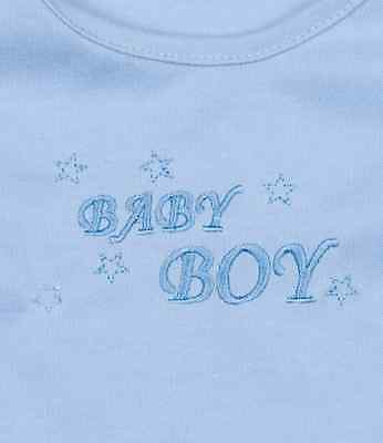 """Baby Boy T-Shirt 16""""(40cm ) by Teddy Mountain will fit Build a Bear"""