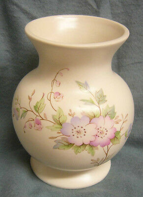 Aldridge Pottery Co (Longton) Ltd Vase floral decoration
