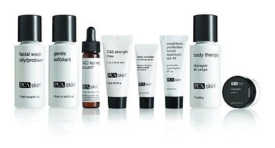 PCA Skin - The Oily/Problem Skin Solution Trial Size - for oily skin    $74