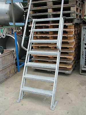 Industrial Steel Stairs Staircase Ladder - 1.5m high