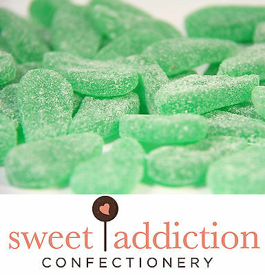 750g Mint Leaves Bulk Lollies Birthday Candy Buffet Sweet Addiction FREE POSTAGE