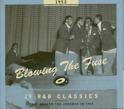 Various - Blowing The Fuse - 1952 - Classics That Rocked The Jukebox - Rhythm...