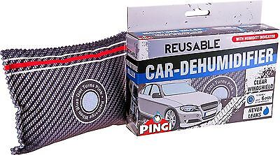 PINGI Car Home Dehumidifier 350g Large Dry Bag Moisture Absorber Reusable