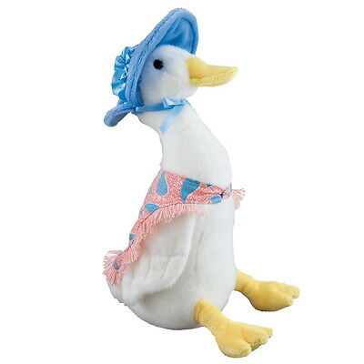 NEW OFFICIAL GUND Beatrix Potter Jemima Puddle-Duck Large Plush Soft Toy A26416