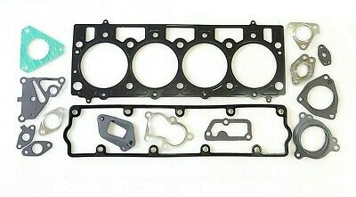 Mahindra Tractor Complete Gasket Set W/ Head 4 Cyl -0855 & -0798  Metal New Type