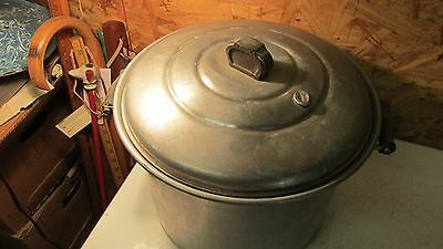 Mirro Aluminum Cooking Canning Kettle  8 Qt