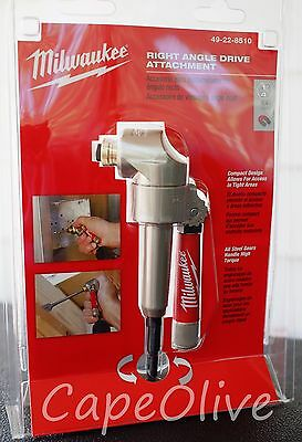 Milwaukee 49-22-8510 Right Angle Drive Attachment