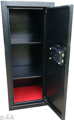 Supersize Ammunition Safe, 2 Shelves, Ammo Safe, 6 Gun Shotgun Breakdown Cabinet