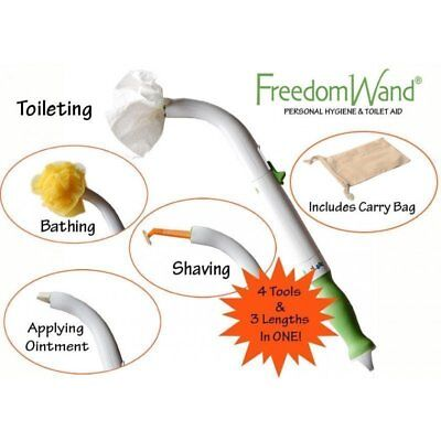 Freedom Wand Toilet Tissue Aid