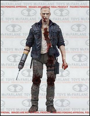 The Walking Dead Series V Merle Zombie action figur Neu