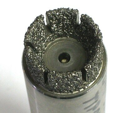 "1"" Diameter LARGE DIAMOND Tip Burr Cutter New DEBURR deburring cutting tool"