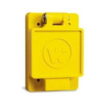 60W33 Weatherproof Outlet Cover w-Devices