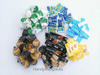 Hotel, Guest House, B&B  Tea / Coffee Sachets Welcome Packs 140 items
