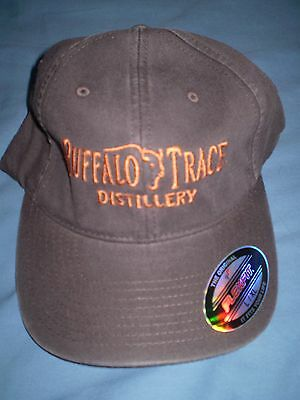 Buffalo Trace Bourbon hat  Mint, never worn. Buy more & $ave!