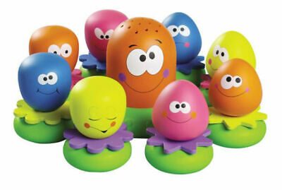Tomy Baby Kids toddler Octopals  Bath time squirt water Activity Floating Toy