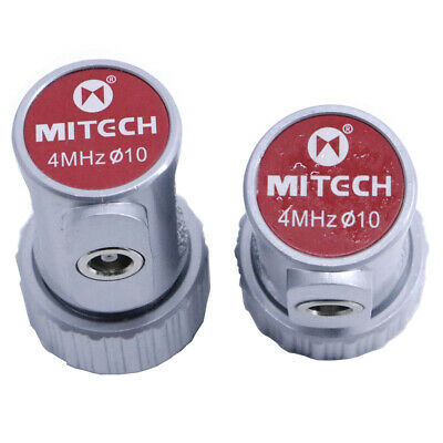 MITECH 4MHz 10mm Straight Beam Probe Transducer for Ultrasonic Flaw Detector