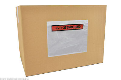 Invoice Enclosed Packing List Envelopes Assorted Size + Free Shipping !!