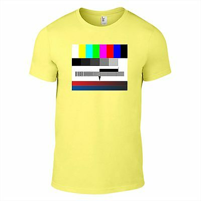 T-Shirt 60er 70er 80er Fernsehn TV Retro Sheldon Shirt Standbild Big Bang Theory