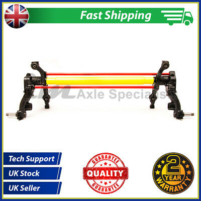 Refurbished rear axle to fit Citroen Saxo VTR / VTS *2 YEARS FACTORY WARRANTY*