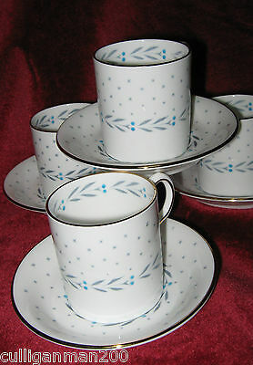 1 - Lot of 2 - Royal Chelsea Heraldic Demitasse Cup and Saucer (2014-183)