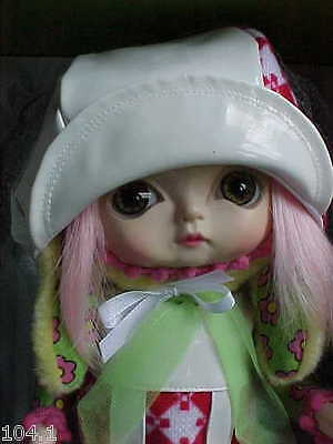 NEW HUCKLEBERRY TOFFEE PINKY Anime DOLL RIRI FUKUJU SO CUTE!! Limited Edition