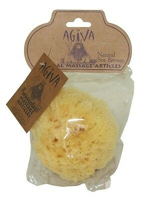 Luxurious Silk Soft Natural Sea Bath Sponge For Adults, Children And Baby-Agiva