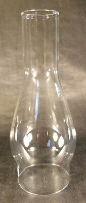 "4"" x 12"" Clear Glass Big Store Oil Lamp Chimney for CD  Rayo Store Burner #CH980"