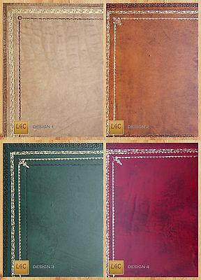 Premium Goatskin Leather .06 Mm Thick For Writing Slopes Boxes Bureaus