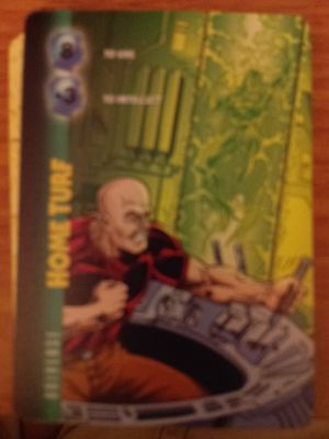 DC Overpower Home Turf Basic Universe NrMint-Mint Card Lex Luthor