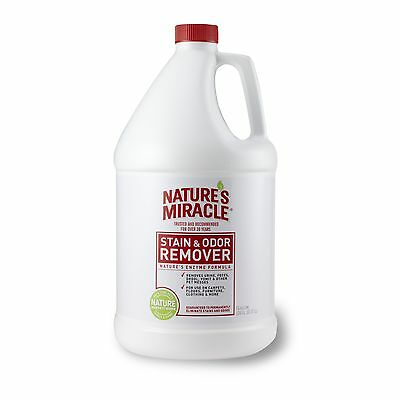 Nature's Miracle Stain & Odor Remover Gallon, Free Shipping, New