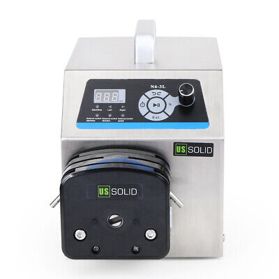 Industrial Peristaltic Pump N6-3L 0.211 - 3600 ml/min 0.1-600rpm Standard Type