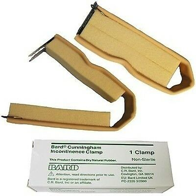 """Bard Cunningham Clamp Male Incontinence Device, Regular (2"""") - 4053 - Each"""