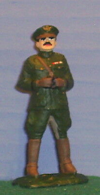 TOY SOLDIERS  AMERICAN WWI US ARMY GENERAL PERSHING  54MM
