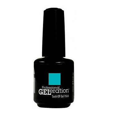 Jessica GELeration Soak Off Gel Polish - Capri Sea #983, .5 fl oz. (15 mL)