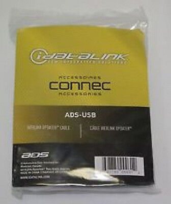 ADS-USB iDatalink Flashlogic Weblink Updater Computer Cable  adsusb