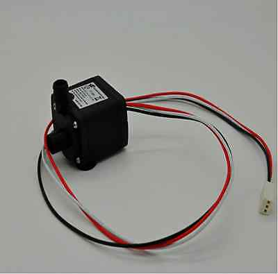 New DC 12V 6W Micro Brushless Submersible PUMP Motor for PC Water Cooling Syste