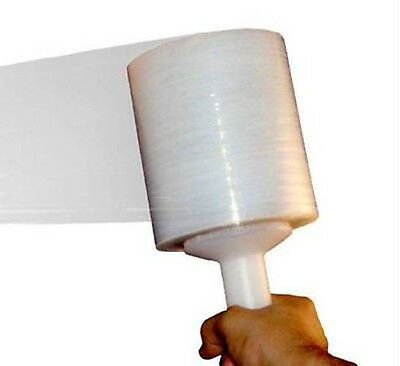 Stretch Wrap / Plastic Film Choose your Roll & Size (Free Dispenser)