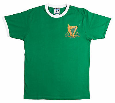 Retro Hibernian 1900s Football T Shirt New Sizes S-XXL Embroidered Logo