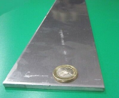 "6061 T651 Aluminum Bar 1/4"" (.250"") Thick x 4.0"" Wide x 24"" Length"