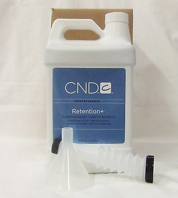 CND Creative Nail Design Acrylic Nail Liquid 128oz/3785ml of  Your Choice