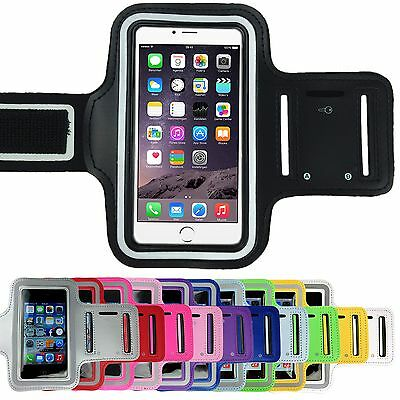 Sports Gym Running Exercise Armband Case Arm Band for NEW Apple iPhone 6 7 8 X