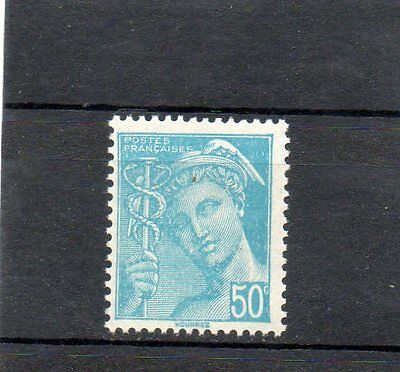 Stamp / Timbre De France Neuf 1942 N° 549 ** Type Mercure