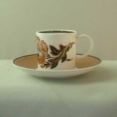 Wedgwood Susie Cooper Bone China Reverie Teacup/Coffee Cup & Saucer