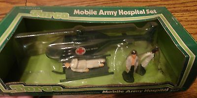 1981 Torco / Green Grass Mobile Army Hospital Set Sealed in Orignal Box