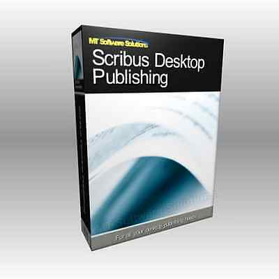 NEW Desktop Publisher Publishing Software 2010 for Microsoft Win Systems